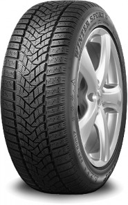 Фото шины Dunlop Winter Sport 5 215/65 R16
