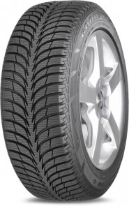 Фото шины Goodyear UltraGrip Ice+ 215/55 R17