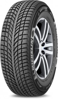 Фото шины Michelin Latitude Alpin 2 255/60 R18 XL