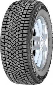 Фото шины Michelin Latitude X-Ice North 2+ (LXIN2+) 255/55 R18
