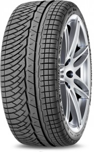 Фото шины Michelin Pilot Alpin 4 255/40 R19 XL