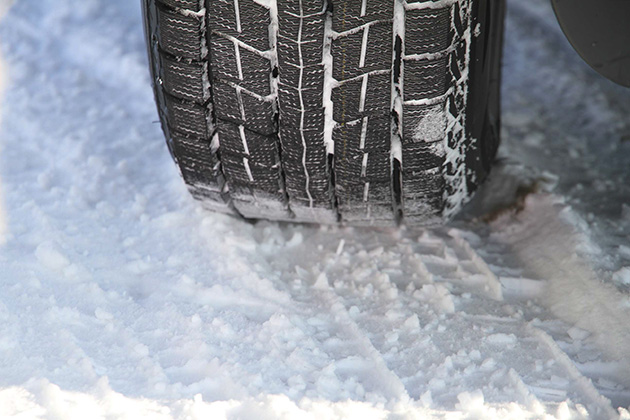 Зимняя шина Dunlop Winter Maxx SJ8 255/55 R18 109R - фото 8