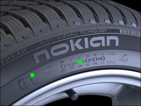 «имн¤¤ шина Nokian WR A3 215/55 R16 97H XL - фото 10