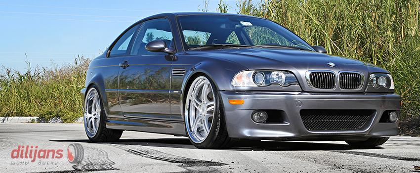 диски oz на BMW e30