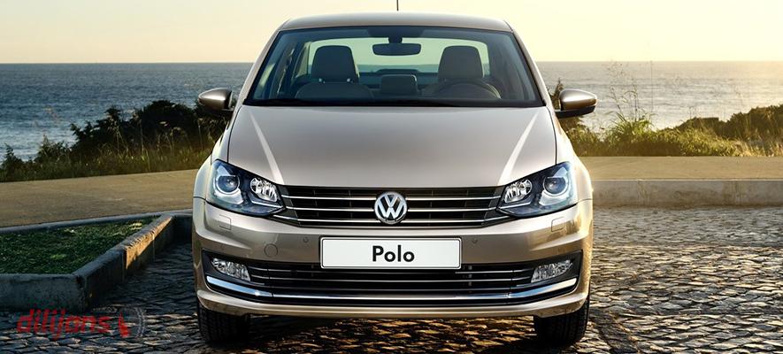 Резина на Volkswagen Polo в Москве